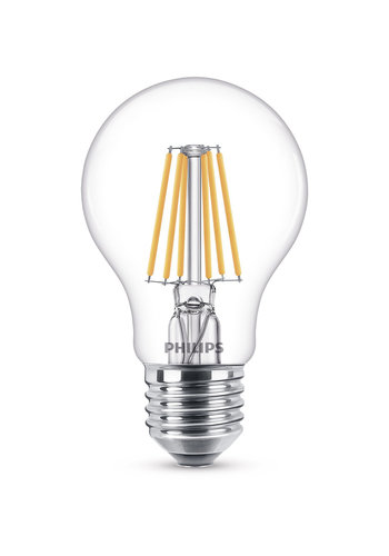 Philips E27 Classic LED-lamp A60 5,5W