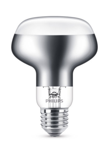 Philips CLA E27 LED Réflecteur Lampe 5-42W R80 Blanc Chaud