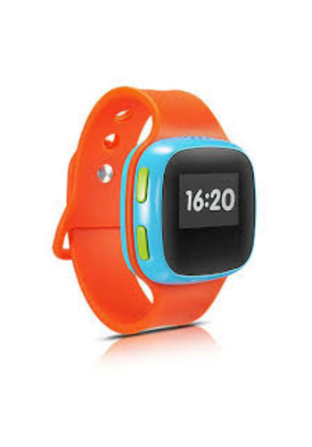 Alcatel Movetime Kids SW10-2J Orange Bleu