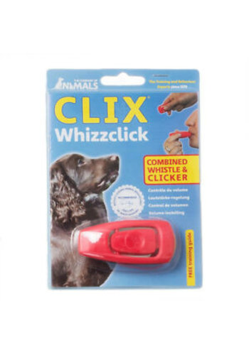 Company of Animals Clix whizz clicker met fluit