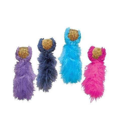 Kong Boule de liège - herbe à chat
