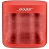 Bose Soundlink Color II - Haut-parleur Bluetooth - Rouge