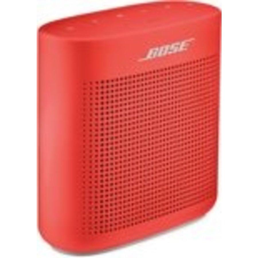Soundlink Color II - Bluetooth speaker - Rood