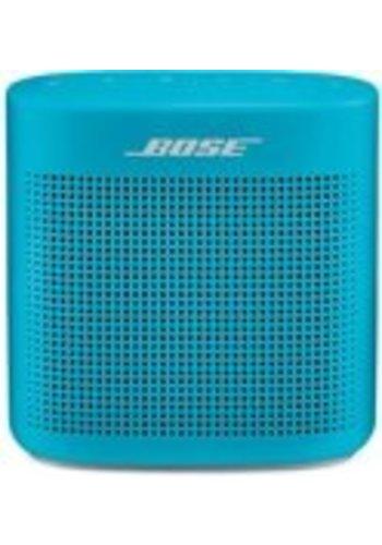 Bose Soundlink Color II - Bluetooth-Lautsprecher - Blau