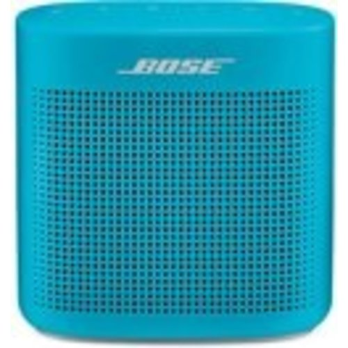 Bose Soundlink Color II - Haut-parleur Bluetooth - Bleu