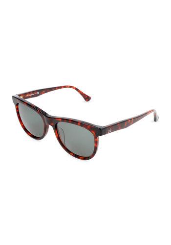 Calvin Klein lunettes de soleil marron CK5922S