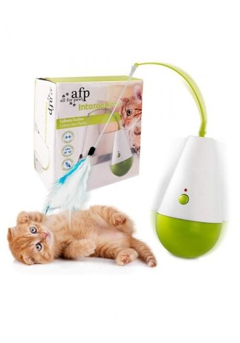 afp Jouet pour chat - Culbuto interactif