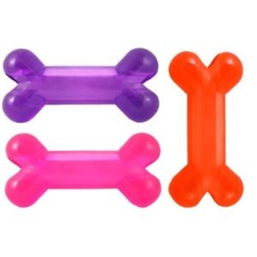 Hundespielzeug - Schwimmknochen aus Gummi