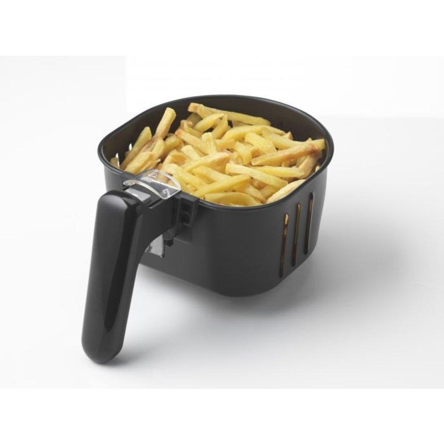Hetelucht friteuse 1,5L