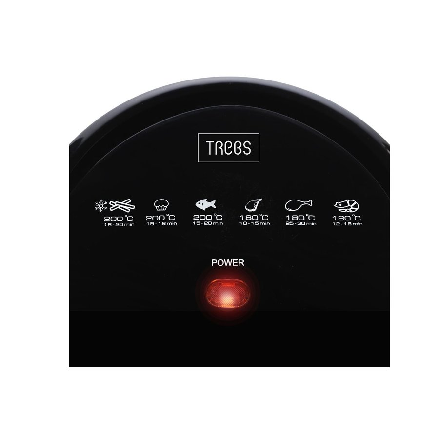 Friteuse à air chaud 1.5L