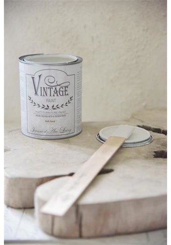 Jeanne D' Arc Living Vintage Paint Soft Sand - 700mL
