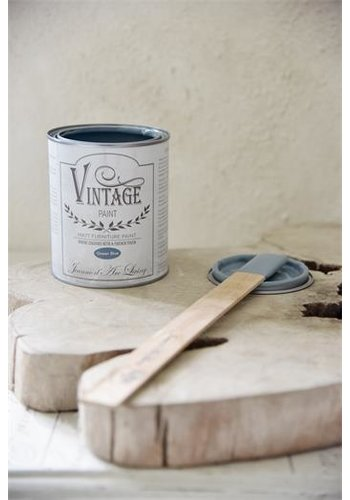 Jeanne D' Arc Living Vintage Paint Bleu océan - 700 ml