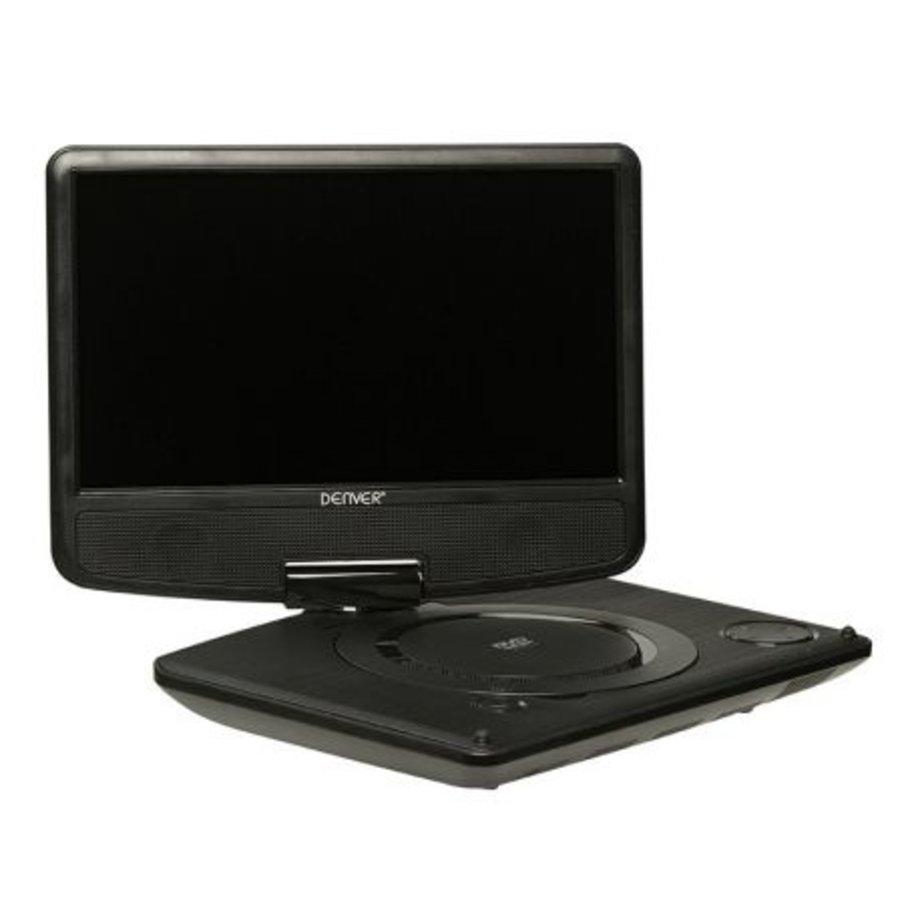 Lecteur DVD portable - 9 pouces - Noir