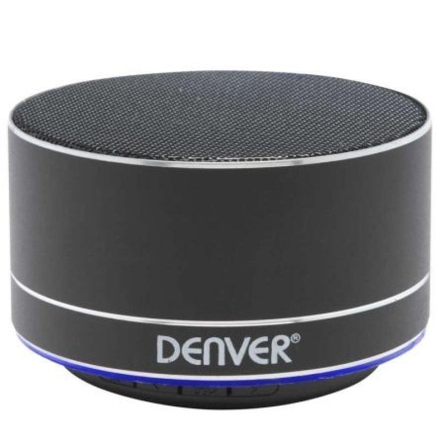 haut-parleur bluetooth sans fil noir