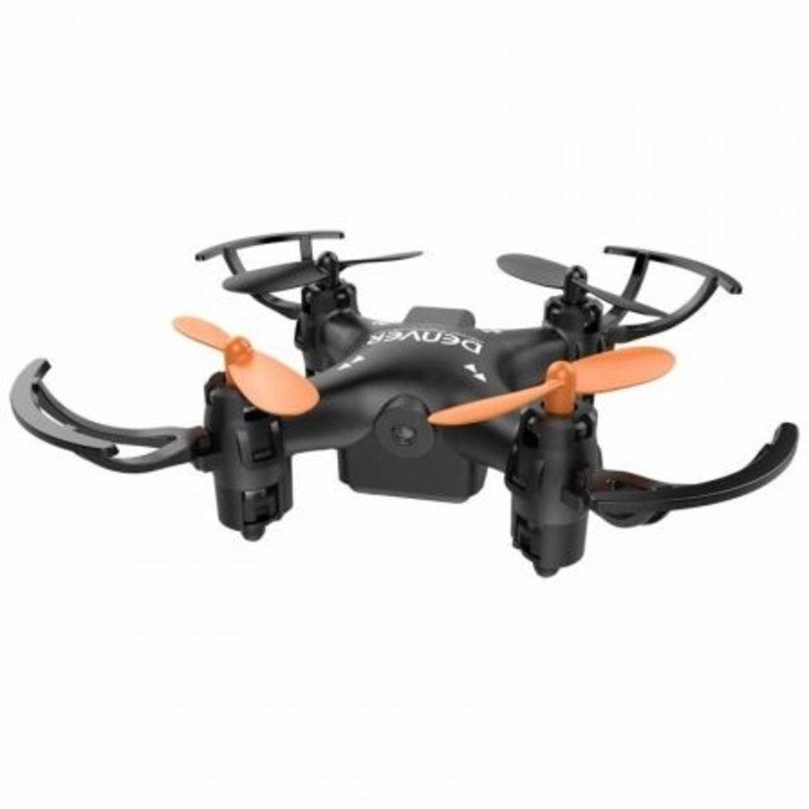 MINI DRONE - CUADRICOPTERO Zwart