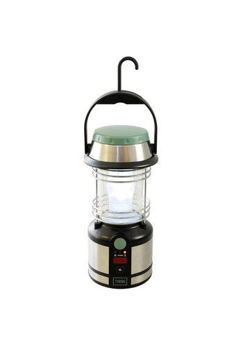 Trebs Wiederaufladbare LED-Campinglampe