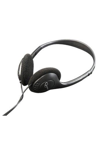Gembird Kopfhörer mit Lautstärkeregler - schwarz