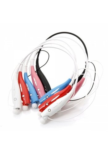 Neckermann Koptelefoon bluetooth mp3 - assorti