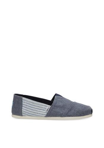 TOMS TOMS schoenen DEEP-OCEAN-LINEN