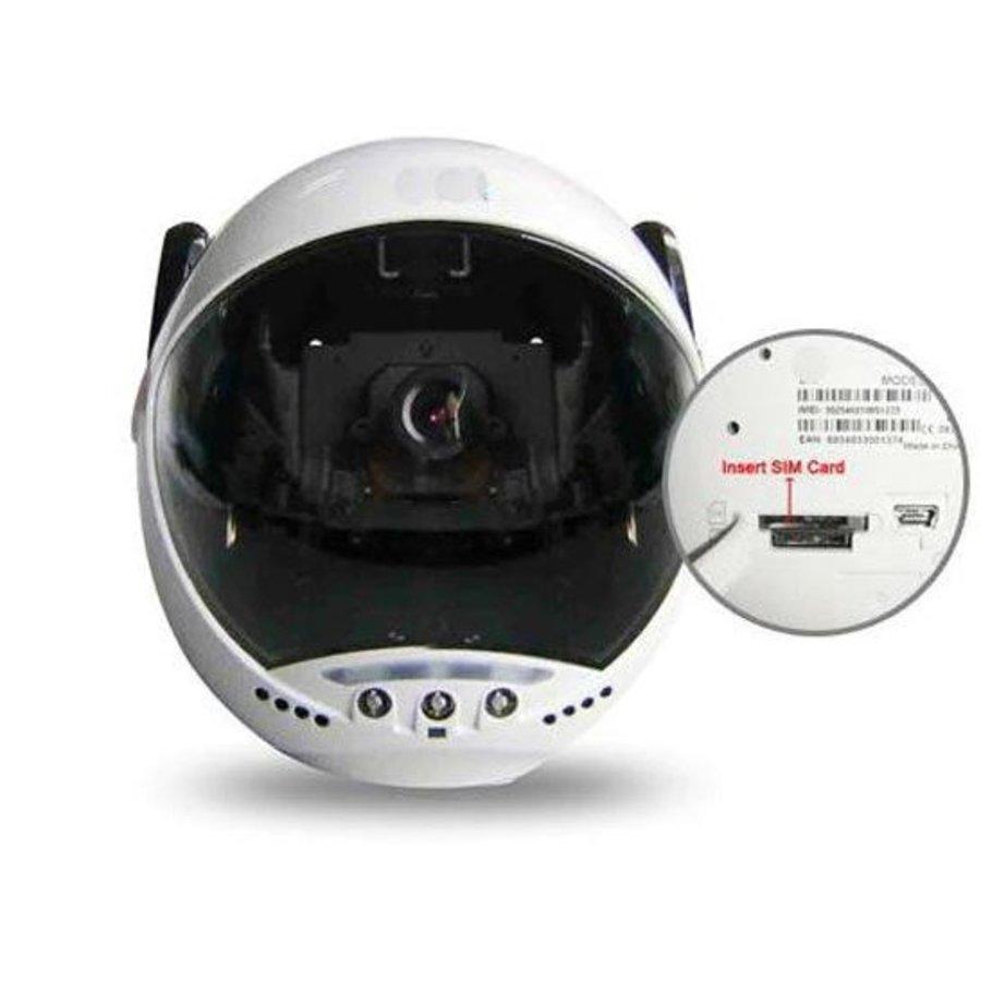 Caméra de vidéosurveillance - Caméra à distance - Caméra dôme