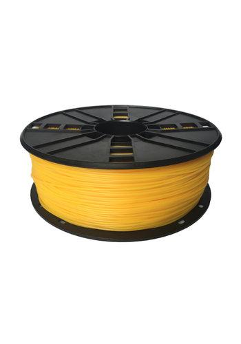 Gembird3 TPE flexible filament Yellow, 1.75 mm, 1 kg