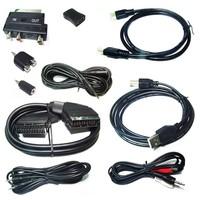 Universele Multimedia / Hifi connector- en adapter set