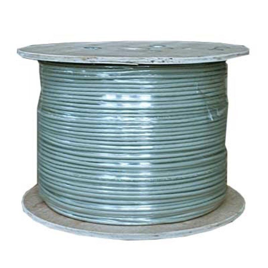 UTP Cat7 Lan-kabel, stug, 305 meter