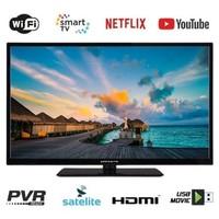"Smart TV LED WIFI HD 24 ""PRET"