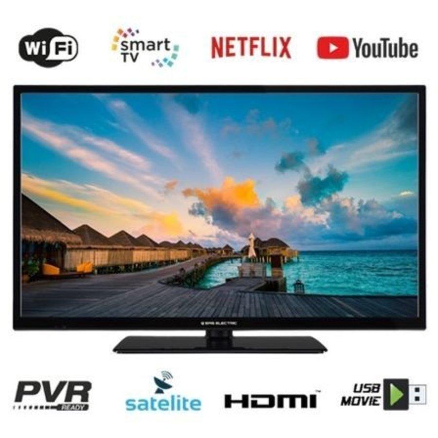 Smart TV LED 24-inch WIFI HD Ready