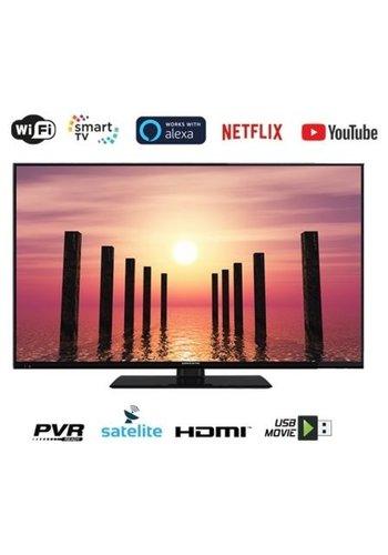 "EAS Electric Smart TV LED 32"" 81cm WIFI HD Ready Zwart"