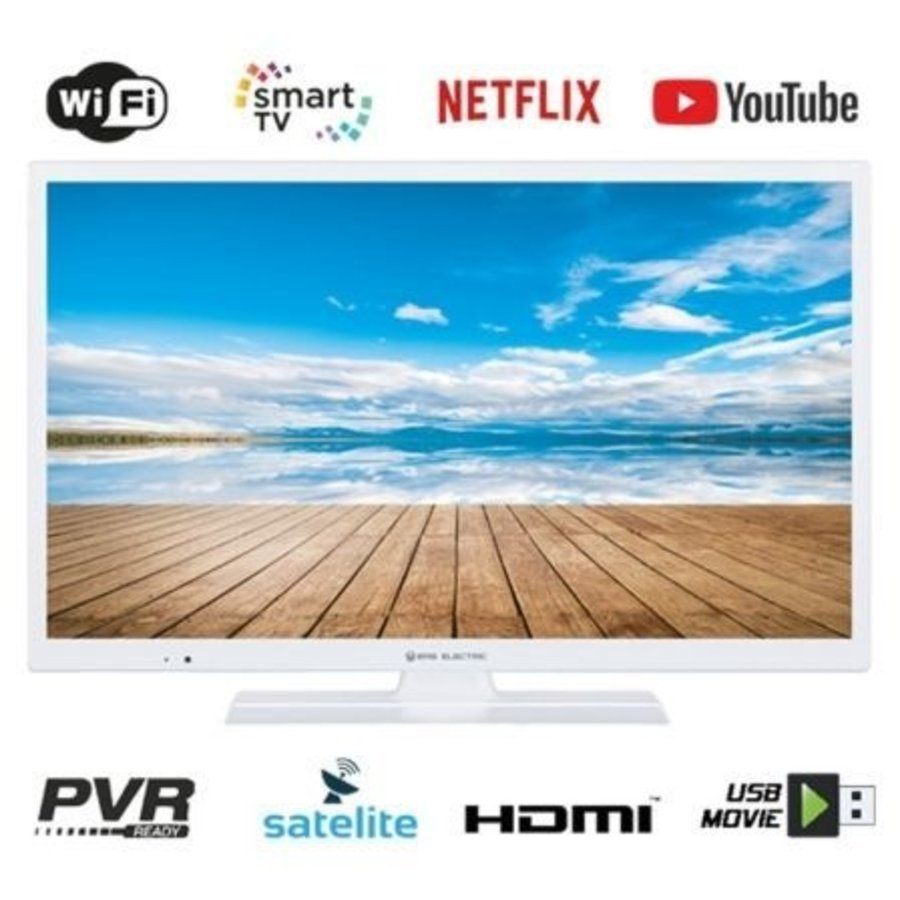 "Smart TV LED 32 ""81cm WIFI HD READY Blanc"