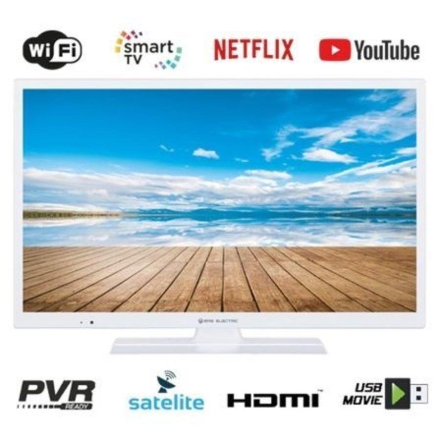 "Smart TV LED 32 ""81cm WIFI HD READY Weiß"