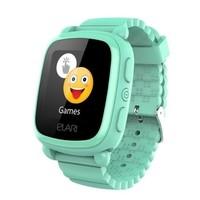 Smartwatch für Kinder mit GPS / LBS Locator grün