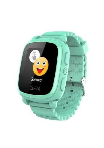 Elari Smartwatch voor kinderen met GPS / LBS locator groen