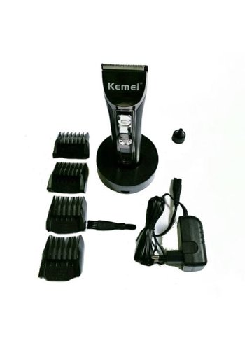 Kemei Tondeuse rechargeable - 4 pièces jointes