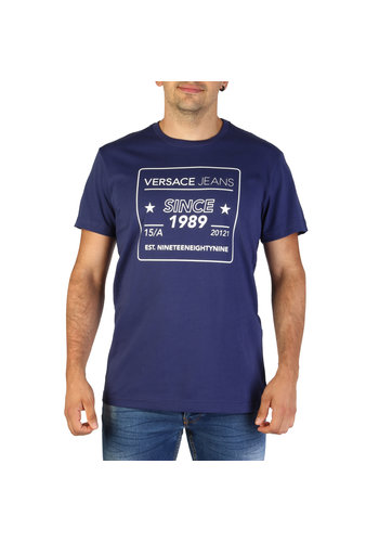 Versace Jeans T-shirt Versace Jeans B3GTB76E_36610