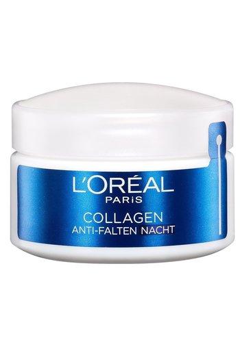 L'Oréal Paris Dermo Expertise Collagen Plumper Nachtpflege 50 ml