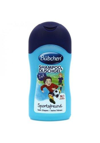 Bübchen Shampooing et gel douche - 50 ml