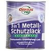 Genius Pro Grundierung - Rostschutz satiniert - 3in1 - braun - 750 ml