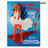 Marilyn Monroe The Seven Year Itch Poster