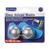 Hansaplast Deo Silver Balls - Assainisseur de chaussures - 2 pièces