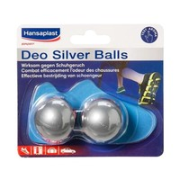 Deo Silver Balls - Schuhauffrischer - 2 Stück