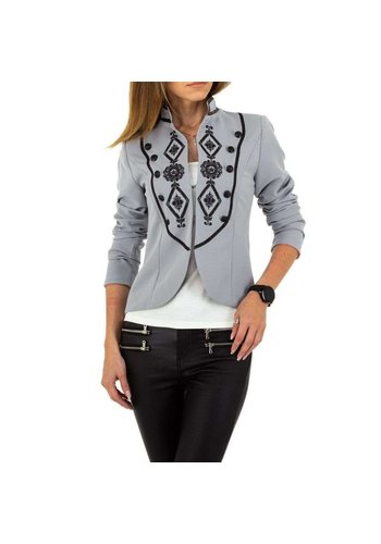 Neckermann Damenblazer grau KL-JW249