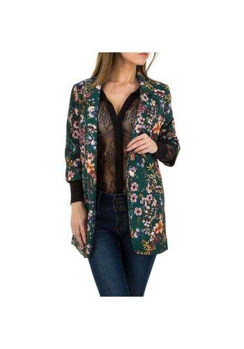JCL veste femme verte KL-81162