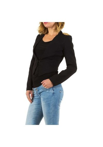 Neckermann veste femme noire KL-WJ-5289