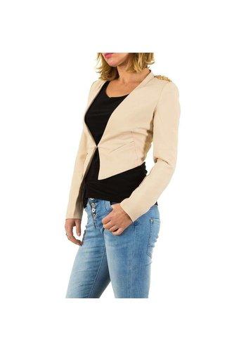 Neckermann Damen Jacke - beige