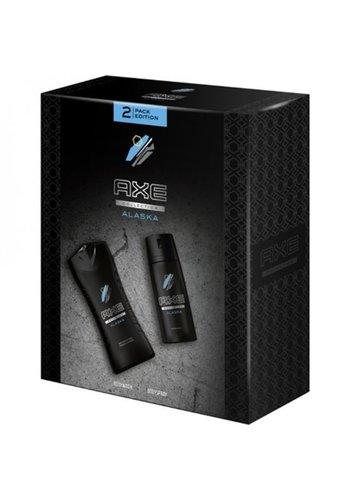 Axe Geschenkset - alaska - deodorant 150 ml + douchegel 250 ml