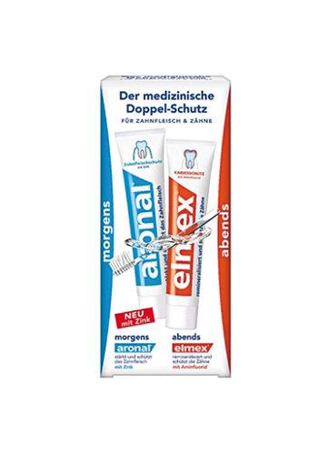 Elmex Dentifrice - 2x75 ml