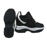 dames sneakers zwart 99032