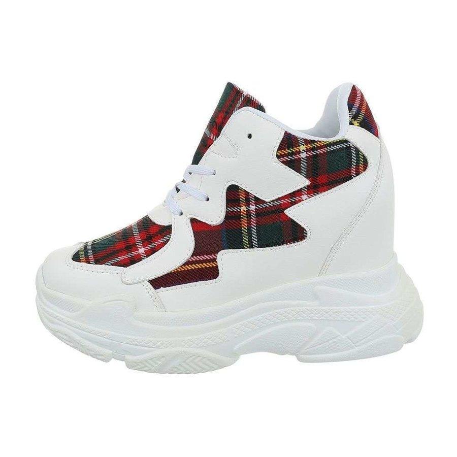 chaussures de sport dames salut rouge BL1530